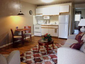 Standard Suite Kitchen