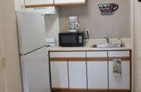 Lanford Studio Kitchen, extended stay hotel