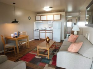Affordable Corporate Suites - Waynesboro VA, Living Room