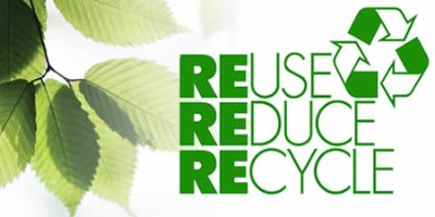 Green Hotel, Recycle, Reuse